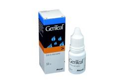 Genteal Lubricante Ocular Caja Con Frasco Con 10 mL
