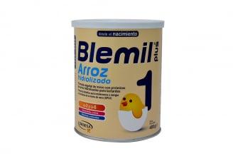 Blemil Plus 1 Arroz Hidrolizado En Polvo Desde El Nacimiento Tarro Con 400 g