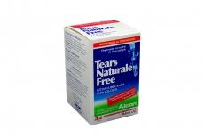 Tears Naturale Free Caja Con 32 Dispensadores Recerrables
