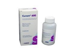 Curam 39 g Polvo Para Suspensión 600 / 42.9 mg Caja Con Frasco Con 125 mL Rx2