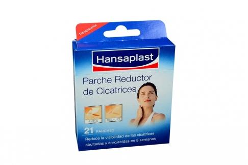 Hansaplast Parche Caja Con 21 Unidades