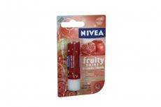 Nivea Protector Labial Empaque Con Tubo Con 4.8 g – Sabor Granada