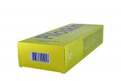 Piloskin Champú Anticaída Caja Con Frasco X 280 mL