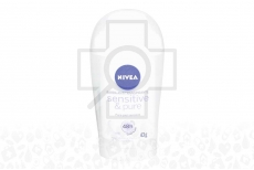 Nivea Sensitive And Pure Frasco Con 43 g