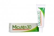 Micuten 30 Crema Con Caja X Tubo Con 20 g