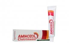 Amikozol Crema 1 % Caja con Tubo 40 g
