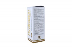 Hydraskin Face Emulsión Caja Con Frasco X 50 g