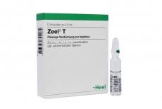 Zeel T Solución Inyectable Caja Con 5 Ampollas Con 2.0 mL RX