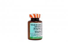 Folinato De Calcio Polvo Para Solución Inyectable 50 mg  Frasco Con 5 mL Rx4