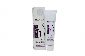 Liquigel Gel Multi Gyn Humectante Vaginal Caja Con Tubo Con 30 mL