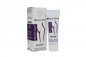 Multi-Gyn Actigel Caja Con Tubo Con 50 mL - Cuidado Íntimo