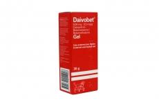 Daivobet Gel 0.05 mg / 0.5 mg / g Caja Con Tubo Con 30 g Rx