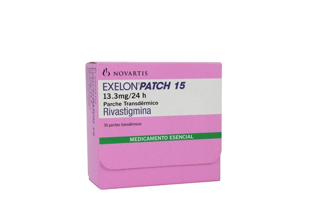 Exelon parches 9.5 mg precio