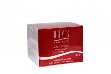 Day's® Antiedad Crema Facial Caja Con Frasco Con 50 g - Día y Noche