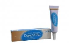 Dexavital Ungüento Oftálmico Estéril Caja Con Tubo 3.5 g Rx