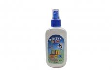 Bye Bye 10 % Repelente Loción Spray Con Frasco Con 120 mL - Niños
