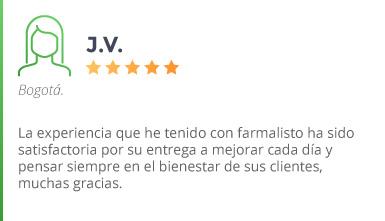 Testimonio JV Bogotá