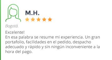 Testimonio MH Bogotá