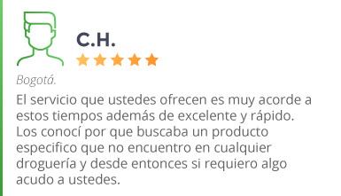 Testimonio CH Bogotá