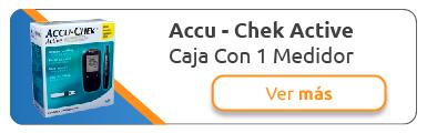Accu – Chek Active Caja Con 1 Medidor