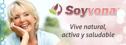 Vive natural, activa y saludable