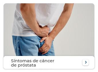 Sintomas Prostata