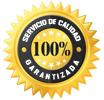 Servicio de calidad 100% garantizado